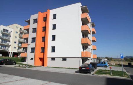 Klatovy Plánická ulice - 12 bytových jednotek, 2015